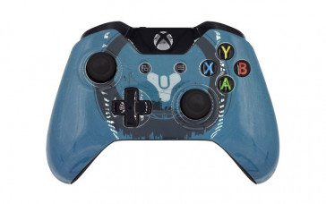 Xbox One Destiny Special Edition Custom Modded Controller