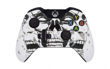 Xbox One Growl Morphing Custom Modded Controller