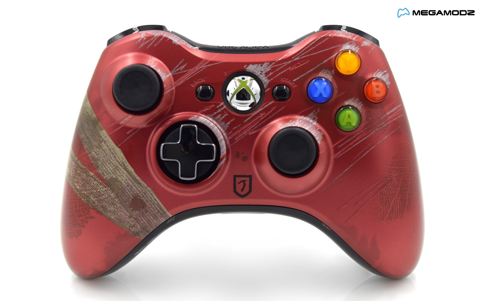 how to use a modded controller xbox 360