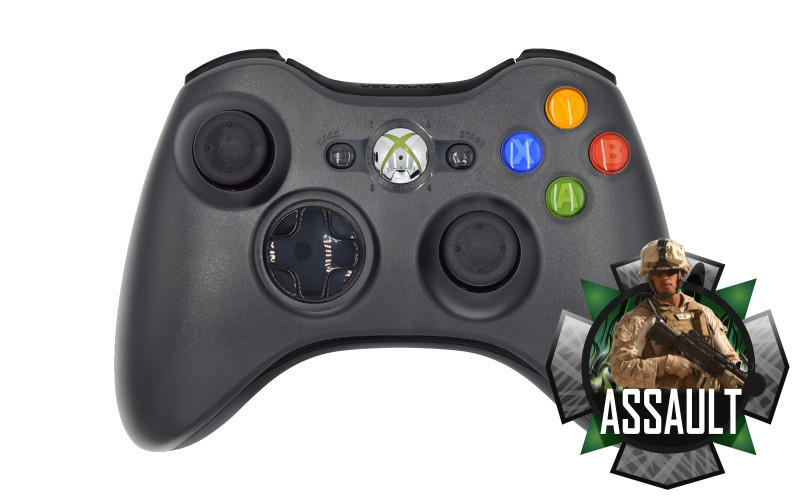 Advanced Warfare COD Compatible Xbox 360 Modded Controller