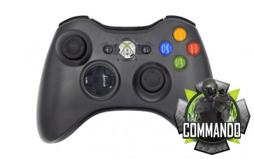 Xbox 360 Multi-Mod Controller Black Ops 2 Compatible