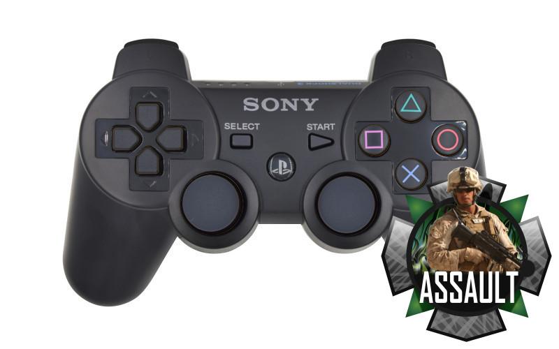 Advanced Warfare COD Compatible PS3 Modded Controller