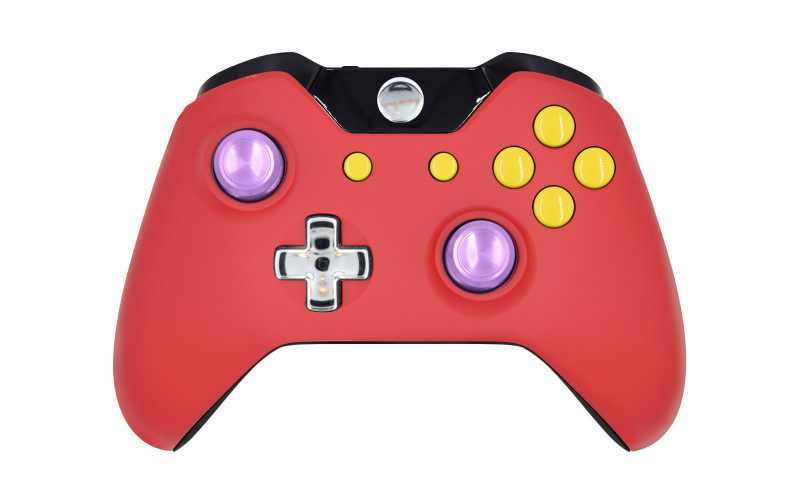 Xbox One Matte Red Editors Pick