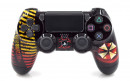 PS4 Biohazard Custom Modded Controller Small