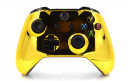 Xbox One S Chrome Gold Custom Modded Controller Small