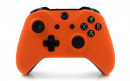 Xbox One S Matte Orange Custom Modded Controller Small