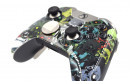 Custom Skull Heads Xbox Elite Wireless Controller  — Front Side Three Quarters