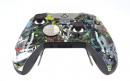 Custom Skull Heads Xbox Elite Wireless Controller  — Front Side Up