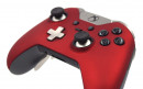 Custom Red Xbox Elite Wireless Controller  — Close Up
