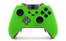 Custom Lime Green Xbox Elite Wireless Controller  — Front Profile