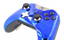 Custom Chrome Blue Xbox Elite Wireless Controller  — Close Up
