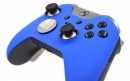 Custom Blue Xbox Elite Wireless Controller  — Close Up