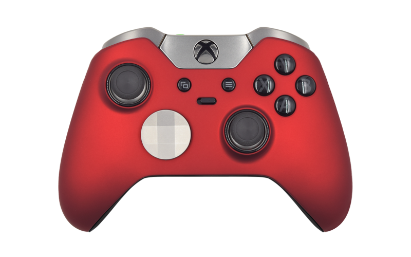 Custom Red Xbox Elite Wireless Controller