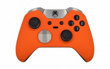 Custom Orange Xbox Elite Wireless Controller