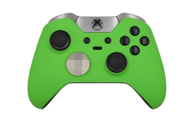 Custom Lime Green Xbox Elite Wireless Controller