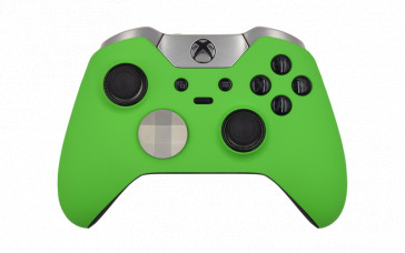 Custom Lime Green Xbox Elite Wireless Controller