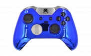 Custom Chrome Blue Xbox Elite Wireless Controller