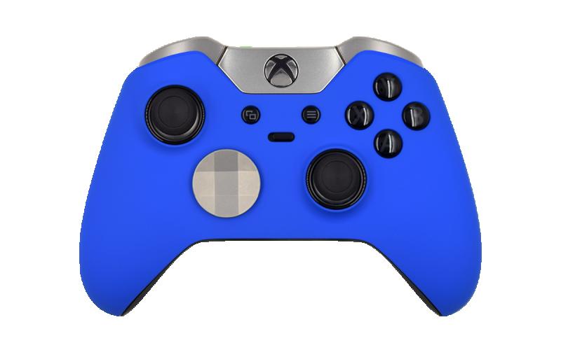 Custom Blue Xbox Elite Wireless Controller