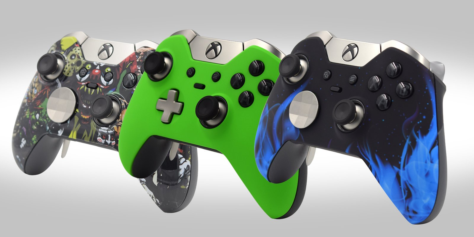 Xbox One Elite Custom Controllers