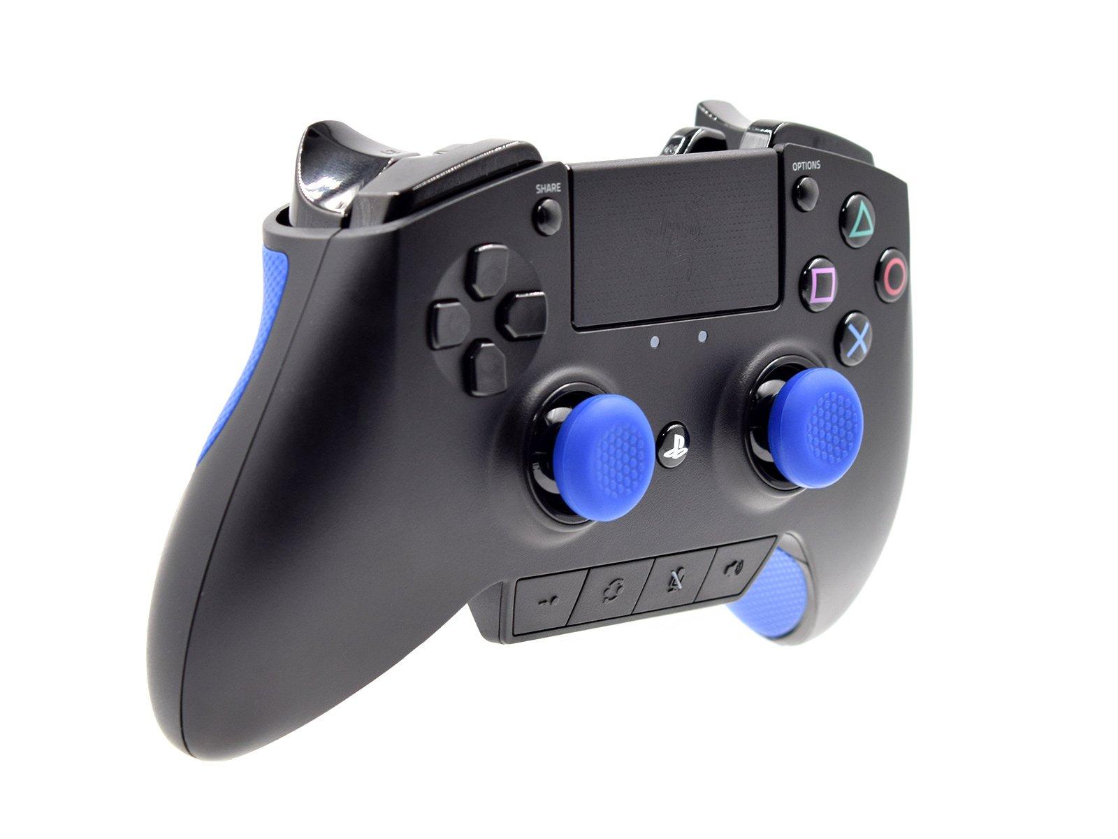 Razer Raiju Pro Controller For PS4 - Three Quarters