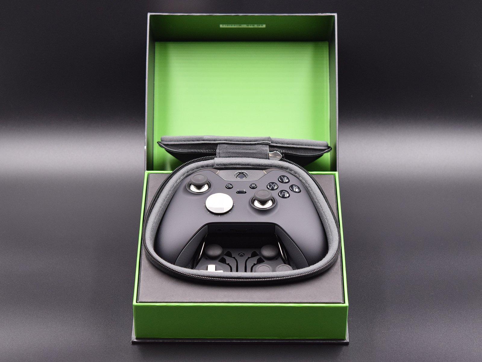 Xbox Elite Controller View 12