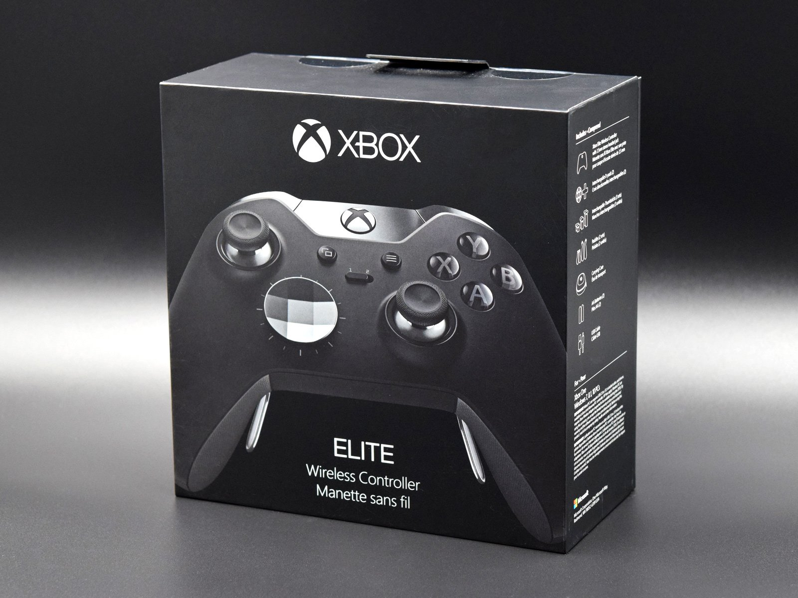 Xbox Elite Controller View 14