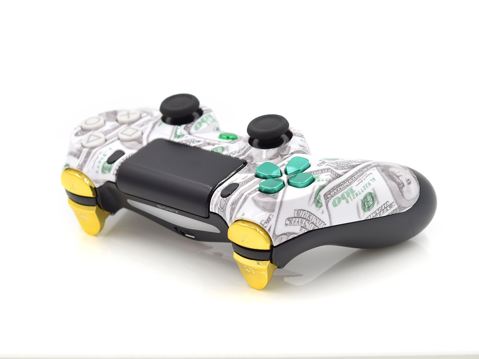 Custom PS4 Controller - Benjamins