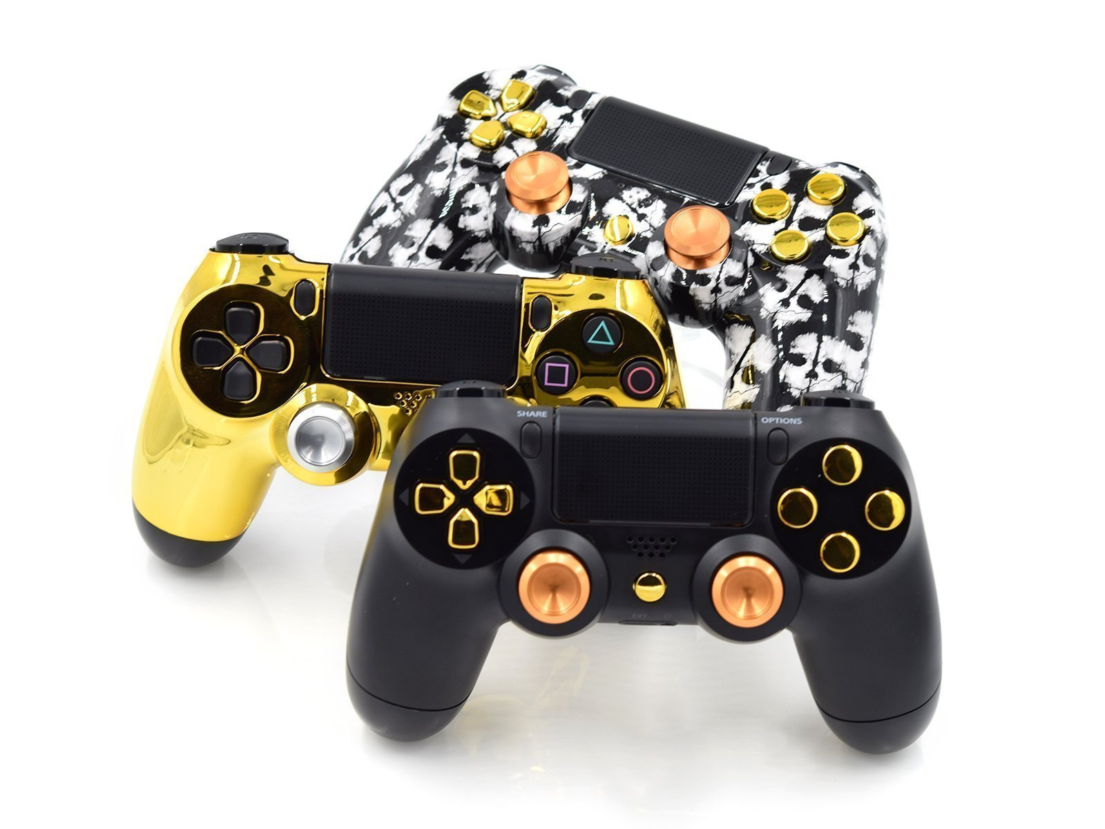 Custom Controllers View 2