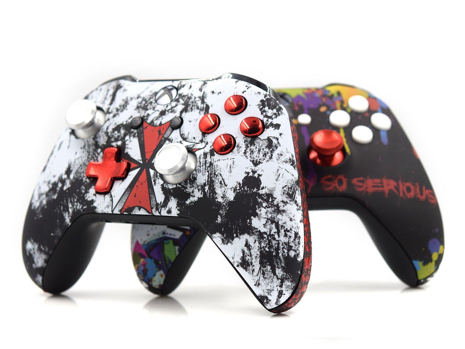Custom Xbox One S Controller - Resident Evil