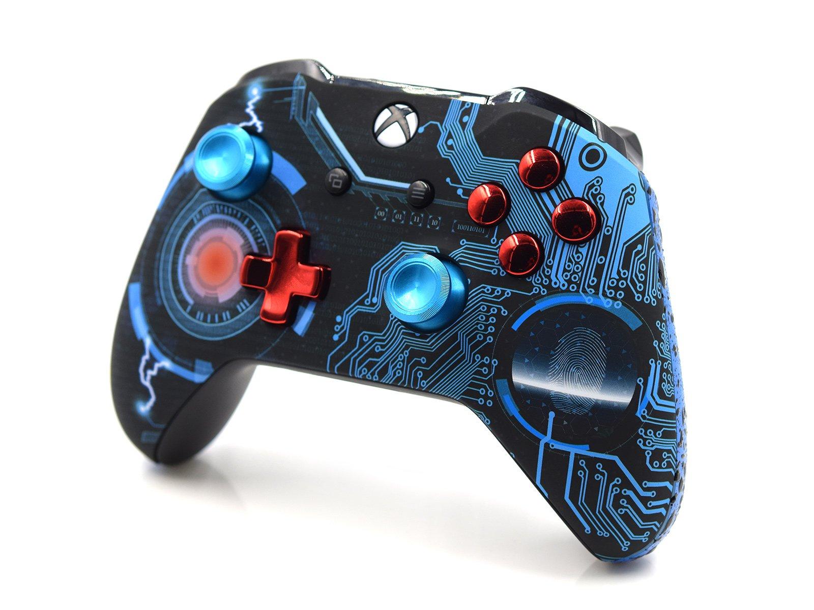 Custom Xbox One S Controller - Technology Circuit