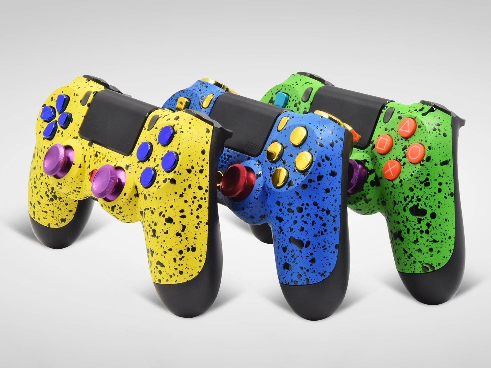 PS4 Custom Controllers - New Limited Edition Designs, Prices