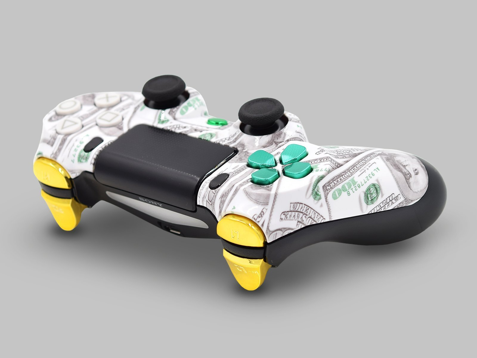 Benjamins PS4 Custom Controller