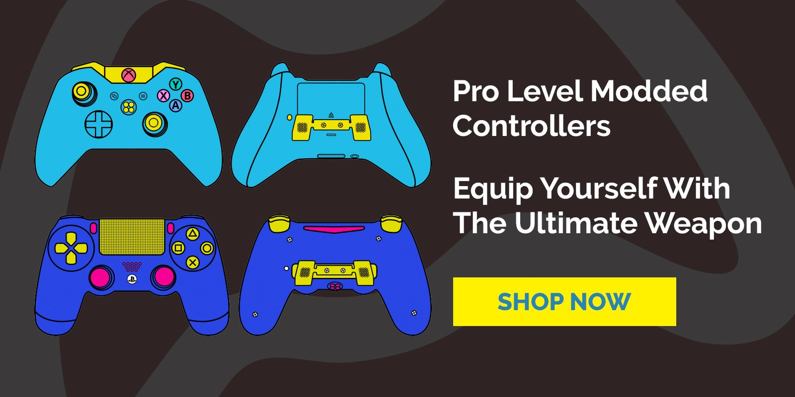 Modded Controllers Sale