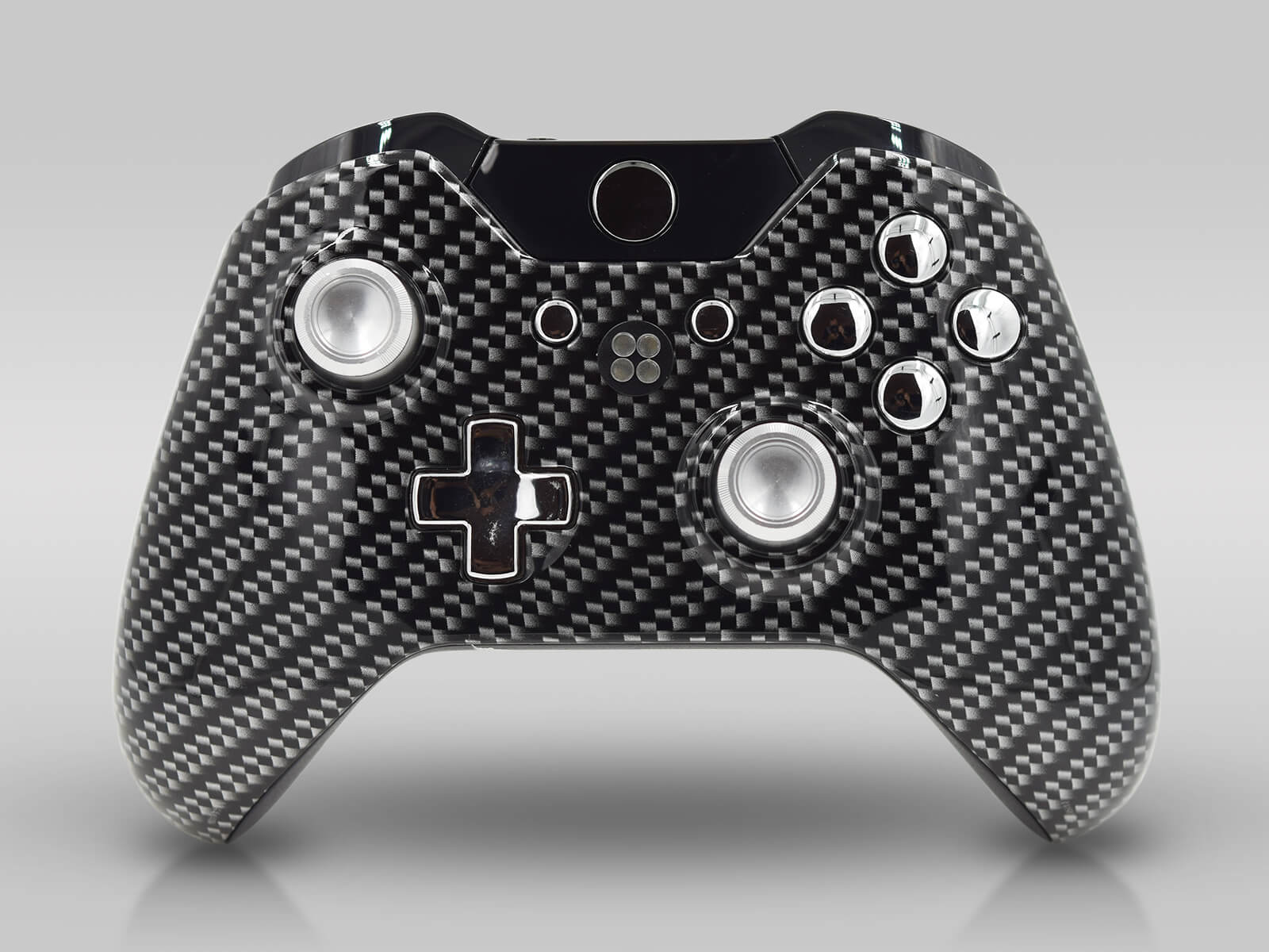 Xbox One Modded Controller CarbonFiber