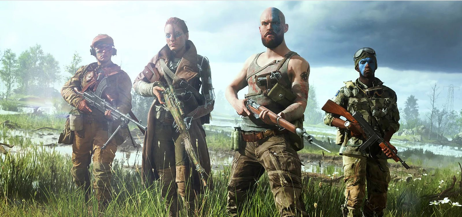 Battlefield 5 News