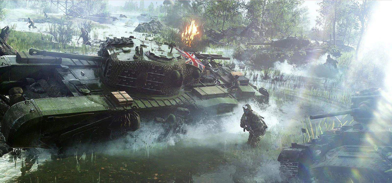 Battlefield 5 WW2