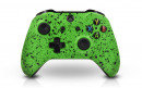 Xbox One S Rubberized Green Custom Modded Controller Small