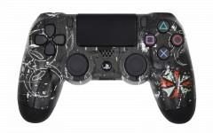 Custom - Resident Evil - Controller For PS4