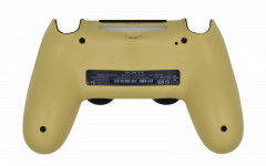 PS4 Controller Gold Back shell