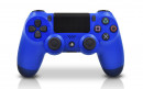 Modded PS4 Controller Wave Blue Front Profile