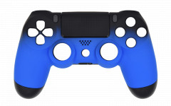 Custom Colors - Volcano Blue - Controller For PS4