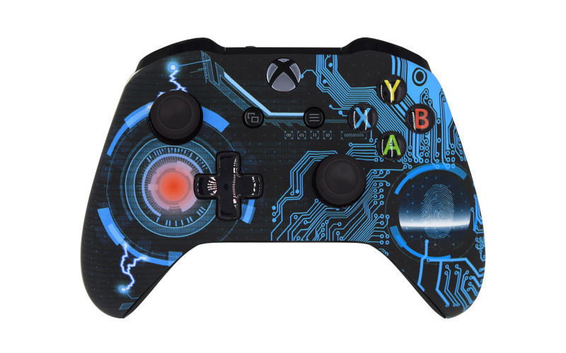 Xbox One S Technology Circuit Custom Modded Controller
