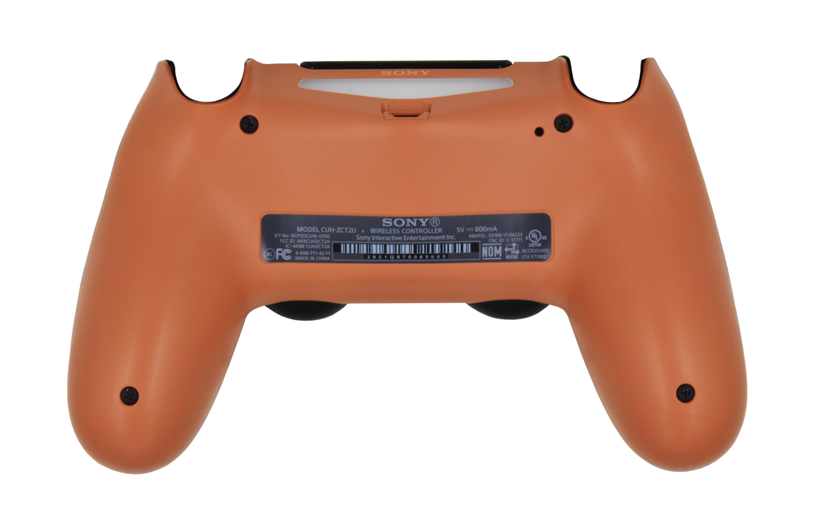 PS4 Controller Copper Back shell