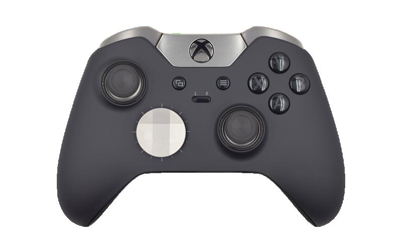 Black Xbox Elite Wireless Controller