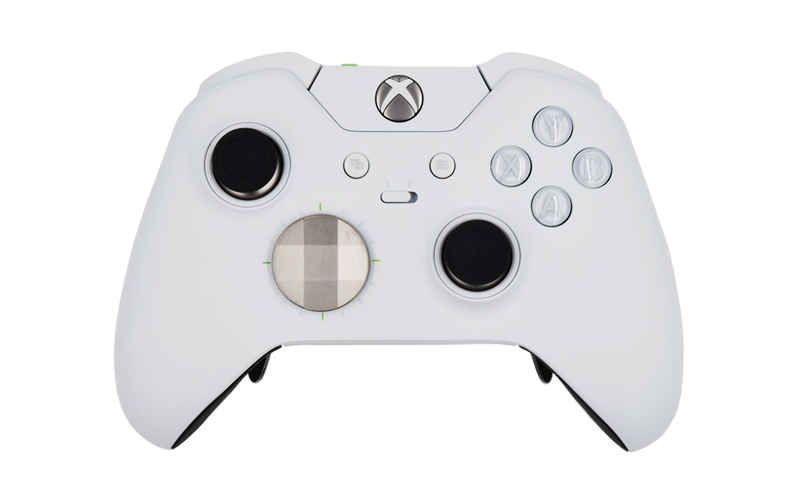 White Xbox Elite Wireless Controller - Special Edition